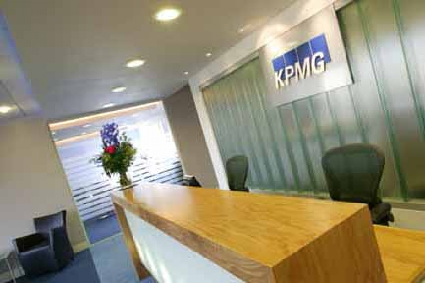Kpmg Stokes House Mccue Crafted Fit Bespoke Interior Solutions Belfast Northern Ireland