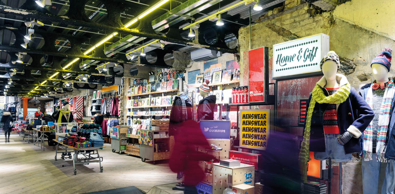 Urban Outfitters – UK and Europe