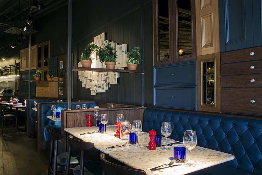 Pizza Express Belfast Mccue Crafted Fit Bespoke