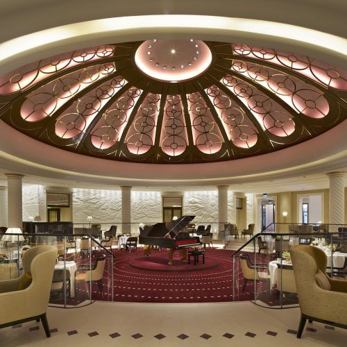 Rotunda Lounge, Four Seasons Hotel, London